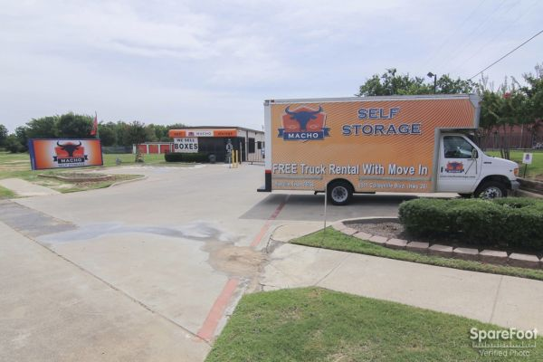 Macho Self Storage - Colleyville 6511 Colleyville Blvd Colleyville, TX - Photo 1