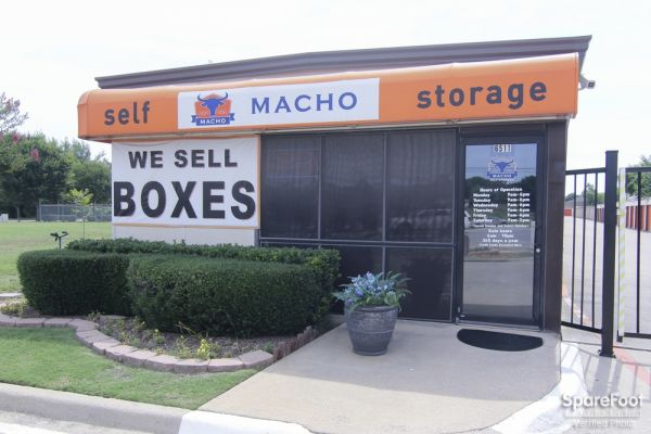 Macho Self Storage - Colleyville 6511 Colleyville Blvd Colleyville, TX - Photo 2