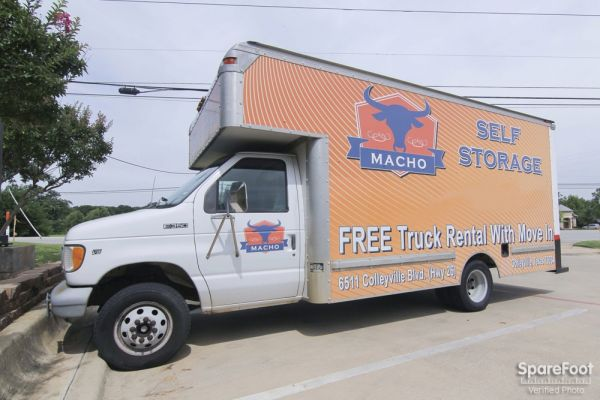 Macho Self Storage - Colleyville 6511 Colleyville Blvd Colleyville, TX - Photo 3