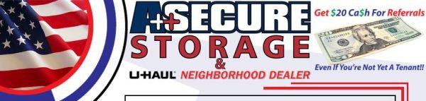 A++ Secure Storage- Flint- 1110 S Elms Rd 1110 S Elms Rd Flint, MI - Photo 2