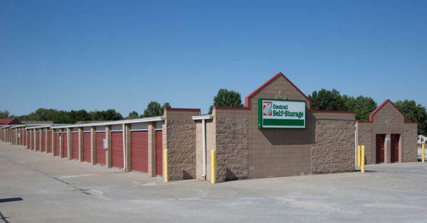 Central Self Storage - Kansas City 1702 E Kansas City Rd Olathe, KS - Photo 6