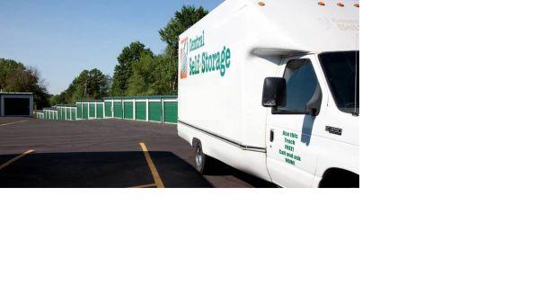 Central Self Storage - Shawnee 2806 S 44th St Kansas City, KS - Photo 1