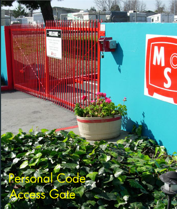 Mini Safe Storage 15311 Hesperian Blvd San Leandro, CA - Photo 0