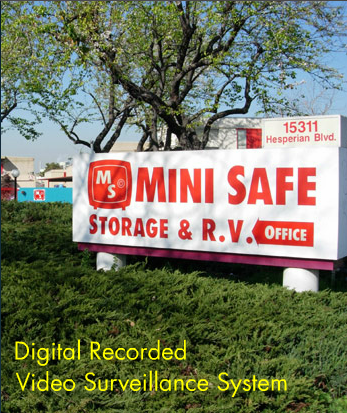 Mini Safe Storage 15311 Hesperian Blvd San Leandro, CA - Photo 4