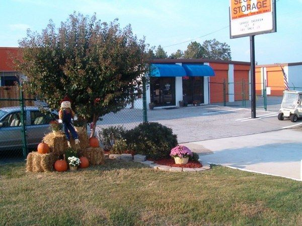U-Securit Self Storage 1686 Highway 138 NE Conyers, GA - Photo 1