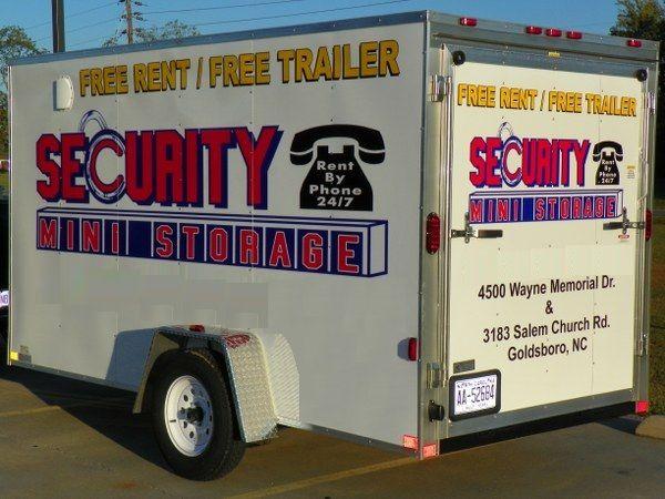 Security Mini - Storage - Salem Church 3183 Salem Church Rd Goldsboro, NC - Photo 5