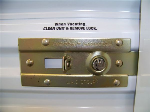 Security Mini - Storage - Salem Church 3183 Salem Church Rd Goldsboro, NC - Photo 4