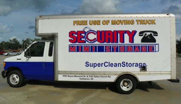 Security Mini - Storage - Salem Church 3183 Salem Church Rd Goldsboro, NC - Photo 11