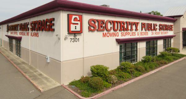 Security Public Storage - Sacramento 4 7301 Franklin Blvd Sacramento, CA - Photo 0