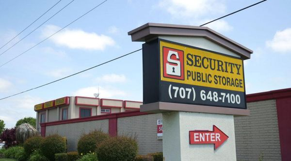 Security Public Storage - Vallejo 4360 Sonoma Blvd Vallejo, CA - Photo 8