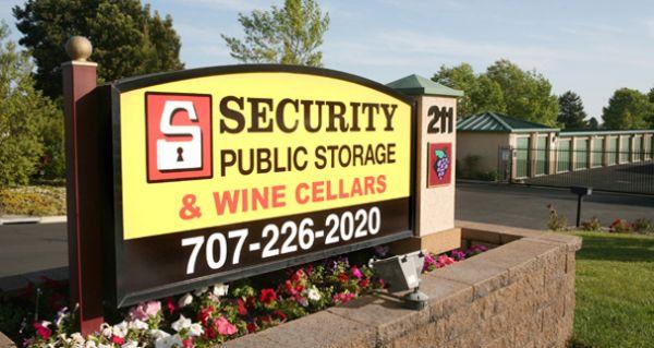 Security Public Storage - Napa 211 Devlin Rd Napa, CA - Photo 2