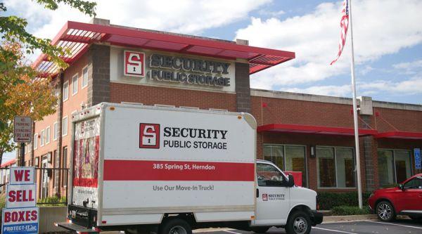 Security Public Storage - Herndon 385 Spring Street Herndon, VA - Photo 0