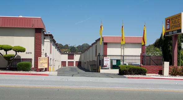 Security Public Storage - San Pablo 3415 San Pablo Dam Rd San Pablo, CA - Photo 1