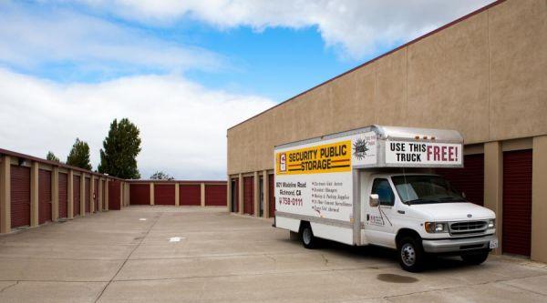 Security Public Storage - Richmond 801 Madeline Road Richmond, CA - Photo 1