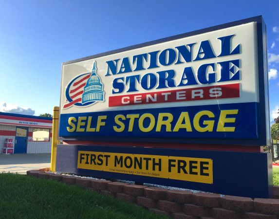 National Storage Centers - Westland on Newburgh Road 1638 South Newburgh Road Westland, MI - Photo 0