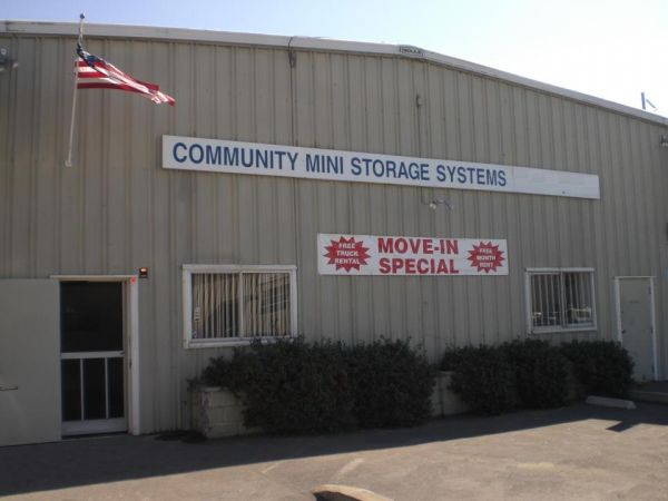 Community Mini Storage 46 Industrial Way Greenbrae, CA - Photo 0