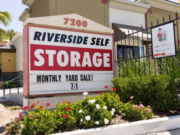 Riverside Self Storage - 7200 Indiana Ave 7200 Indiana Ave Riverside, CA - Photo 0