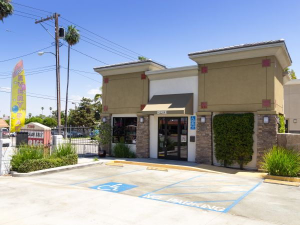 Riverside Self Storage - 7200 Indiana Ave 7200 Indiana Ave Riverside, CA - Photo 1