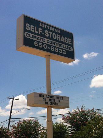 Rittiman Self-Storage 5531 Rittiman Rd San Antonio, TX - Photo 1