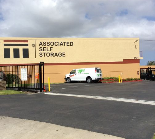 Associated Self Storage - Miramar 9434 Kearny Mesa Rd San Diego, CA - Photo 1