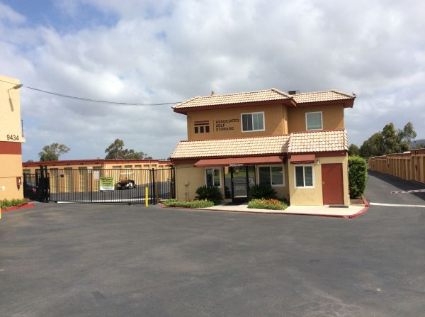 Associated Self Storage - Miramar 9434 Kearny Mesa Rd San Diego, CA - Photo 0