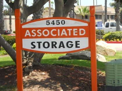 Associated Self Storage - Kearny Mesa 5450 Kearny Mesa Rd San Diego, CA - Photo 2