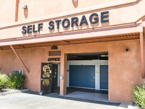 Citrus Plaza Self Storage 202 W College St Fallbrook, CA - Photo 0