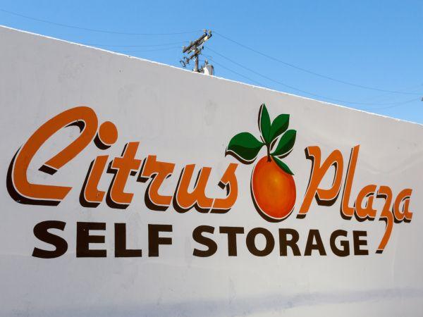 Citrus Plaza Self Storage 202 W College St Fallbrook, CA - Photo 1