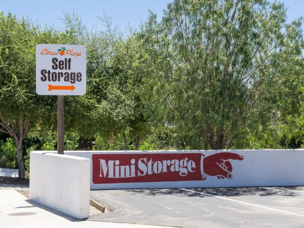 Citrus Plaza Self Storage 202 W College St Fallbrook, CA - Photo 3