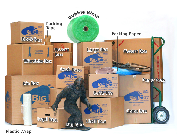 Big Foot Moving & Storage, Inc. 5 Craig Road Acton, MA - Photo 3