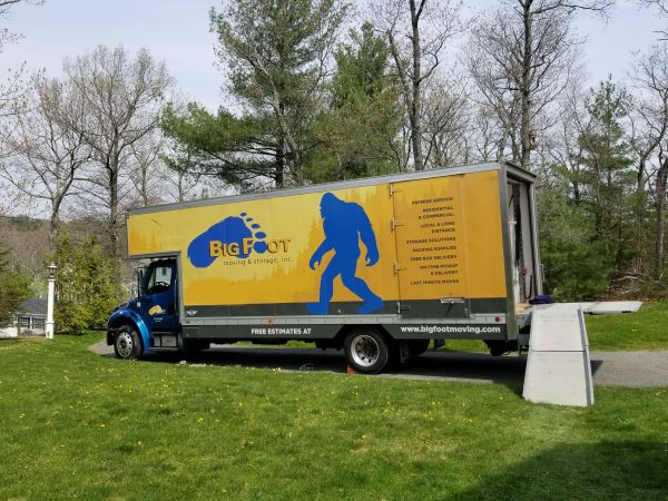 Big Foot Moving & Storage, Inc. 5 Craig Road Acton, MA - Photo 7
