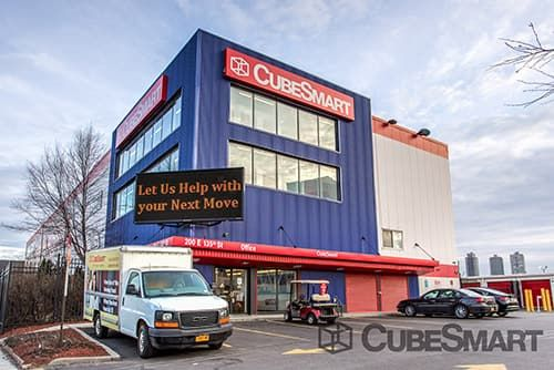 CubeSmart Self Storage - Bronx - 200 E 135th St 200 E 135th St Bronx, NY - Photo 0
