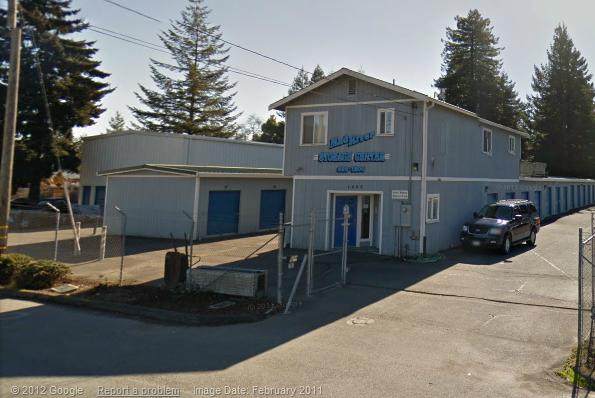 Mad River Storage 1400 Glendale Dr McKinleyville, CA - Photo 1