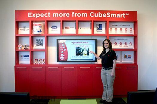 CubeSmart Self Storage - Alexandria 4650 Eisenhower Ave Alexandria, VA - Photo 9