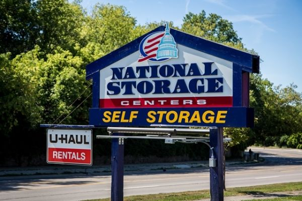 National Storage Centers Ann Arbor On Plymouth Road