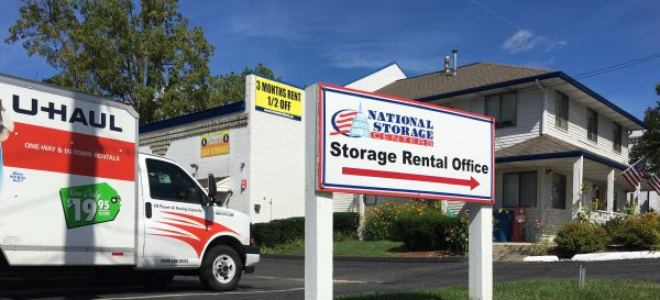 National Storage Centers - Ann Arbor on Plymouth Road 1645 Plymouth Rd Ann Arbor, MI - Photo 6