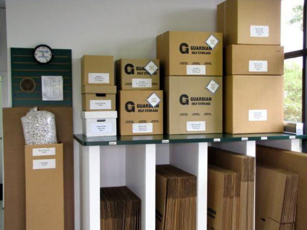 Guaranty Self Storage - Leesburg 904 Trailview Blvd SE Leesburg, VA - Photo 2