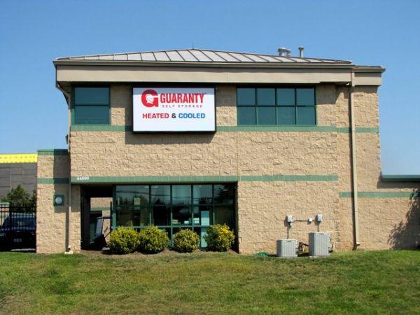 Guaranty Self Storage - Ashburn 44690 Waxpool Rd Ashburn, VA - Photo 1