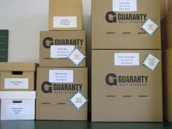 Guaranty Self Storage - Ashburn 44690 Waxpool Rd Ashburn, VA - Photo 2