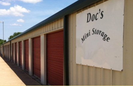 ... Docu0027s Mini Storage  Hoover A Fortress Storage Solutions Property1001 S  Hoover St   Enid, ...