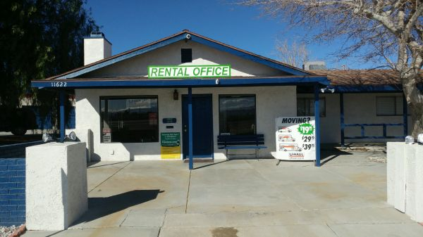 RightSpace Storage - Victorville 11622 Amargosa Rd Victorville, CA - Photo 0