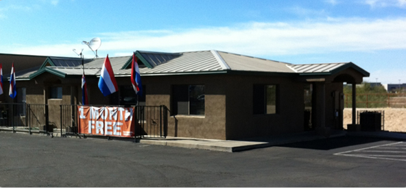 Thornydale Self Storage 6955 N Thornydale Rd Tucson, AZ - Photo 0
