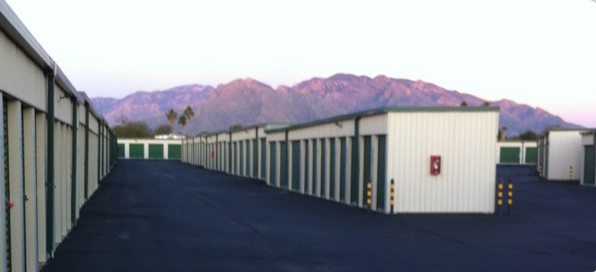 Thornydale Self Storage 6955 N Thornydale Rd Tucson, AZ - Photo 1