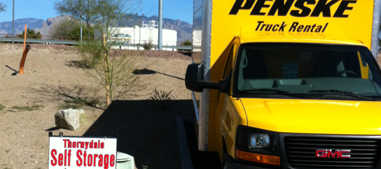 Thornydale Self Storage 6955 N Thornydale Rd Tucson, AZ - Photo 2