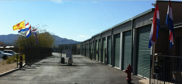 Thornydale Self Storage 6955 N Thornydale Rd Tucson, AZ - Photo 3