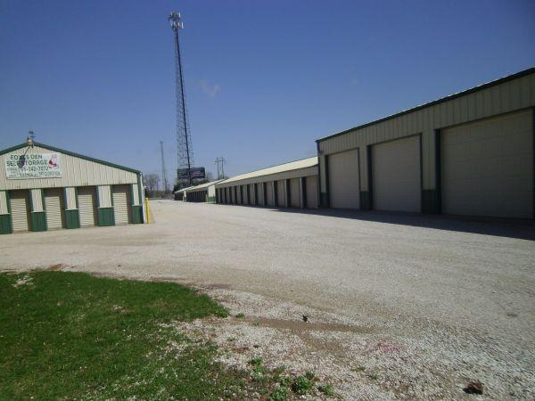 Foxes Den Self Storage - SR 37 Martinsville North 3430 Egbert Rd Martinsville, IN - Photo 1