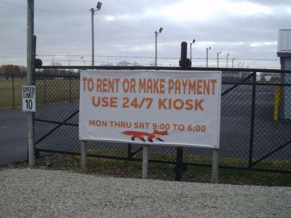 Foxes Den Self Storage - US 31 Franklin 2660 N Morton St Franklin, IN - Photo 4
