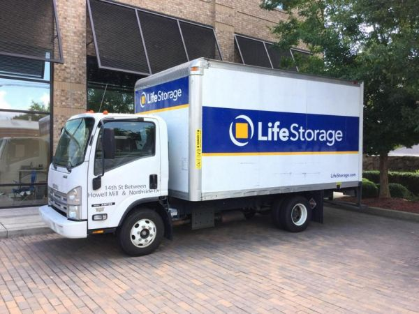 Life Storage - Atlanta - 14th Street 680 14th St NW Atlanta, GA - Photo 6