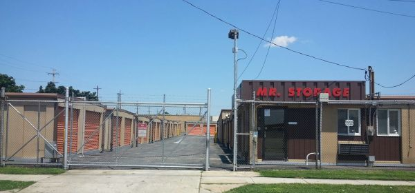 Mr. Storage - South Phila 2515 S Front St Philadelphia, PA - Photo 1