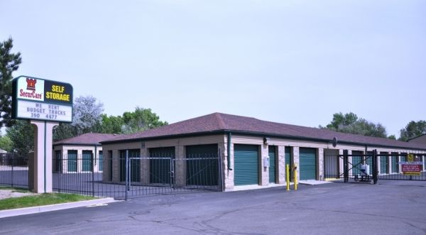 SecurCare Self Storage - Colorado Springs - Astrozon Blvd 4729 Astrozon Blvd Colorado Springs, CO - Photo 0